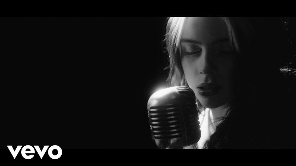 Billie Eilish | No Time To Die | Daniel Kleinman
