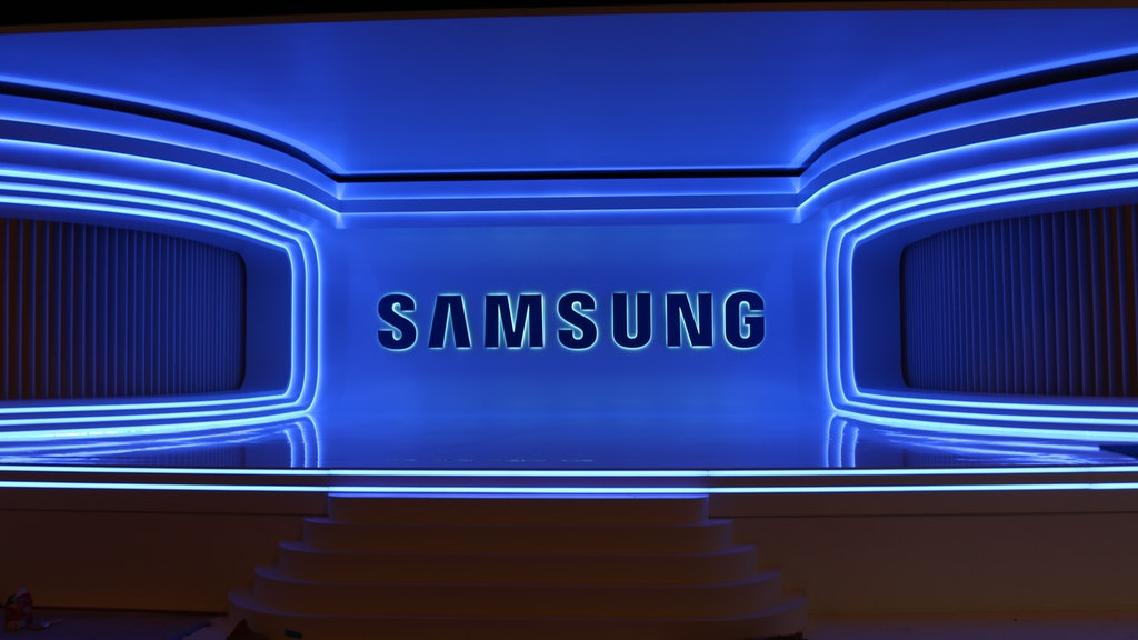 Samsung | Stage Build