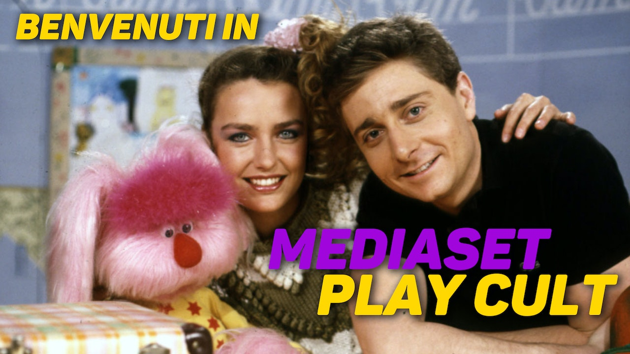 Mediaset Play Cult // Promo