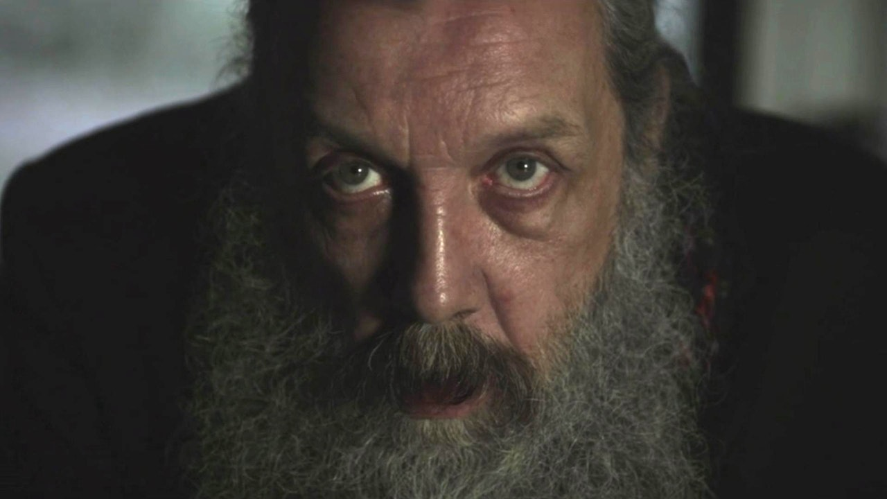 NOWNESS - Alan Moore 'His Heavy Heart'