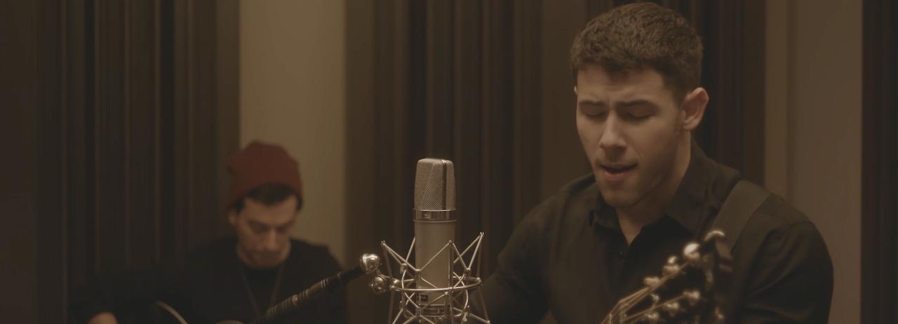 Nick Jonas - Home