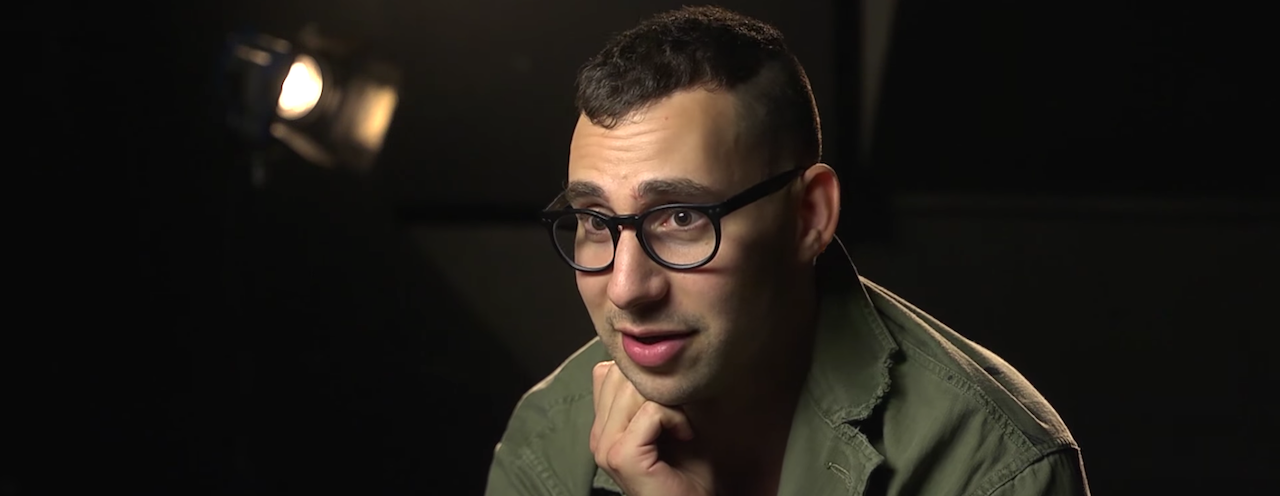 VH1 BEHIND THE TWEET - JACK ANTONOFF