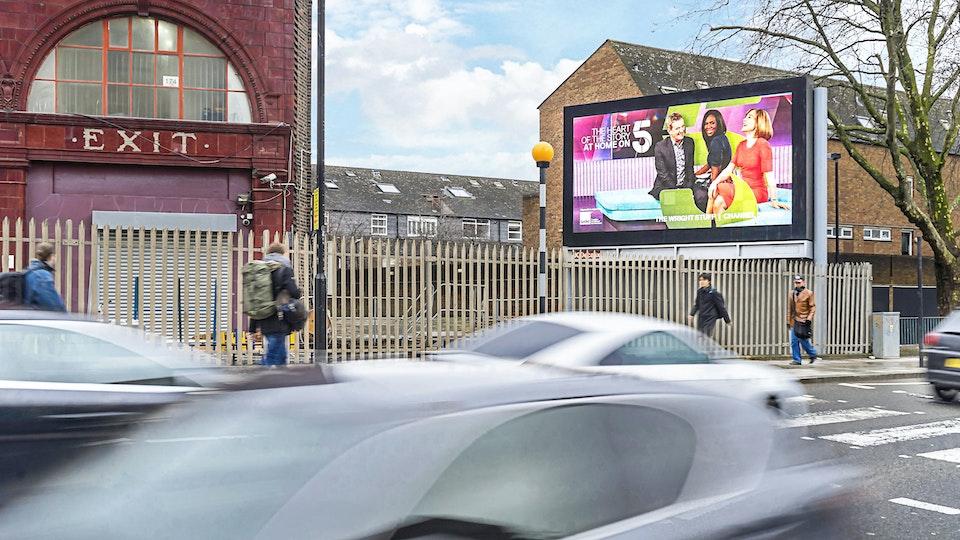 Channel 5: Brand Campaign