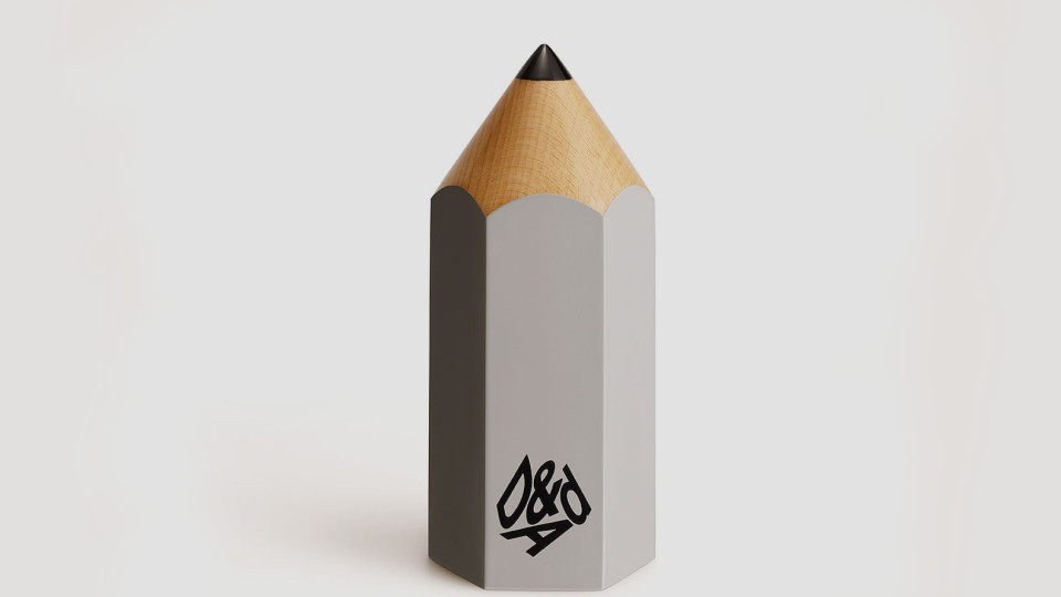 D&AD Winner: RTS Conference Branding