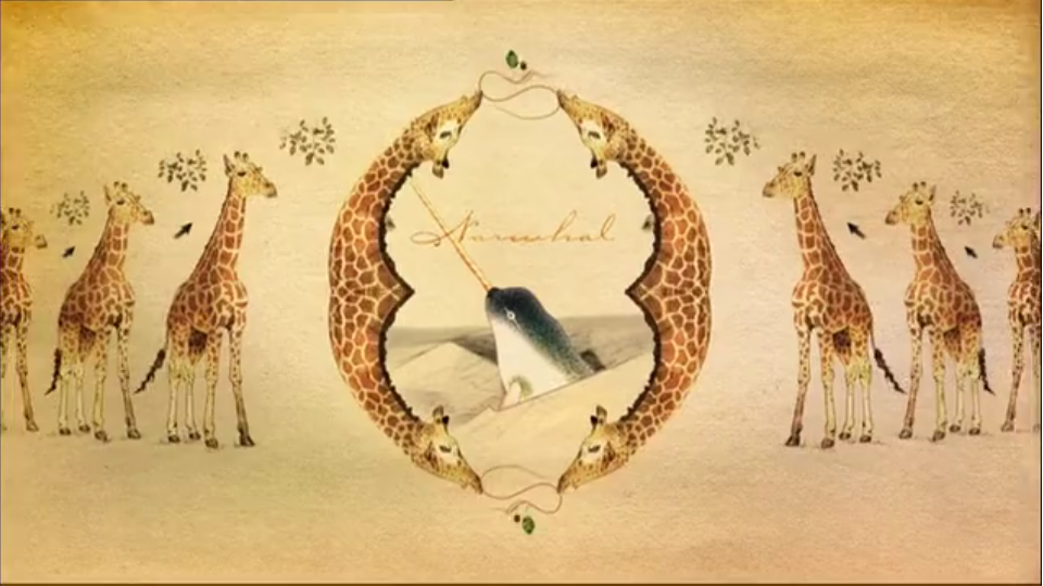 UKTV: David Attenborough's Natural Curiosities