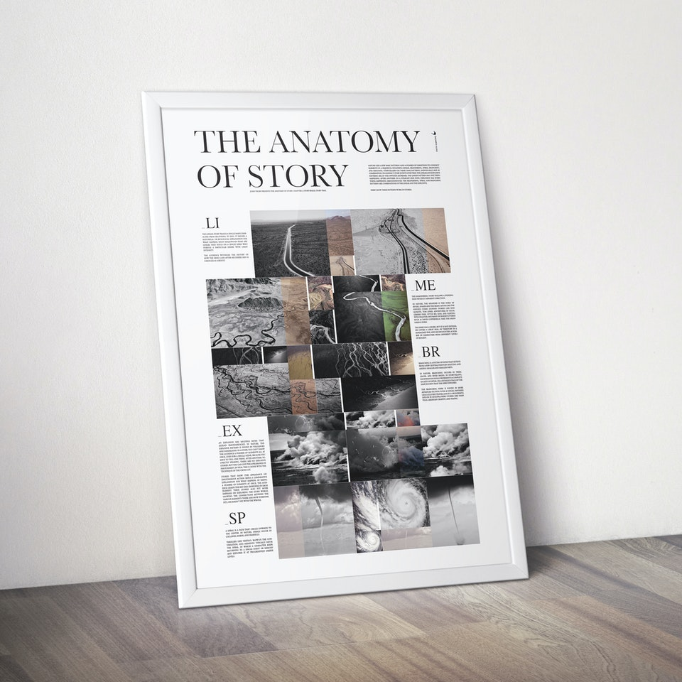 Tim Jarvis - Anatomy of Story