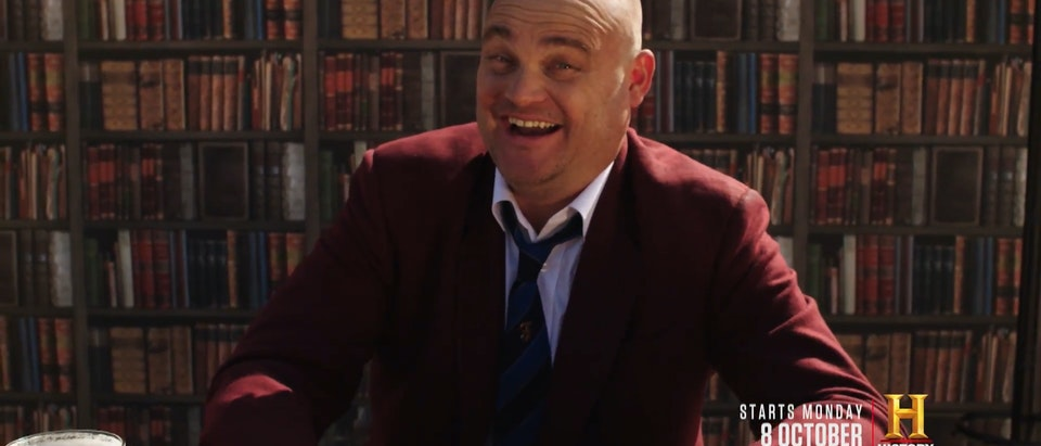 Al Murray - 'Why Does Everyone Hate The English?' Trailer