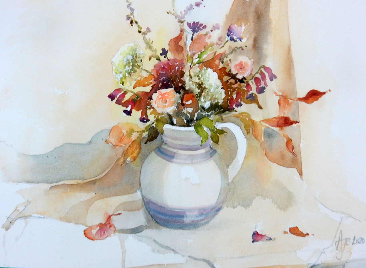 Autumn Flowers finished offering