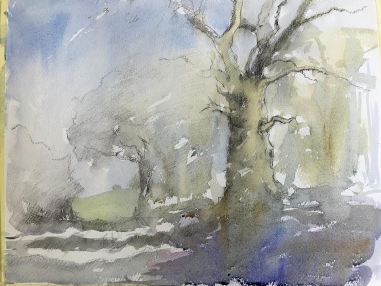 2. Wychwood tree