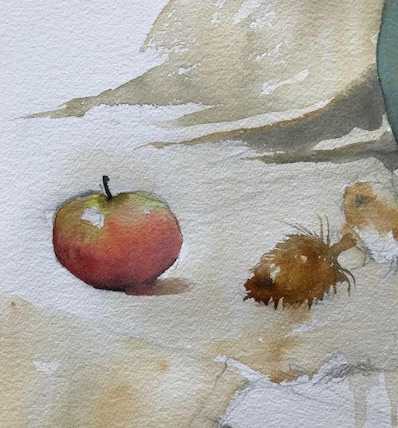 JJ4 - apple detail