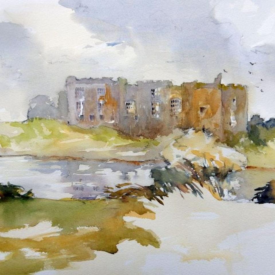 Portfolio Carew Castle