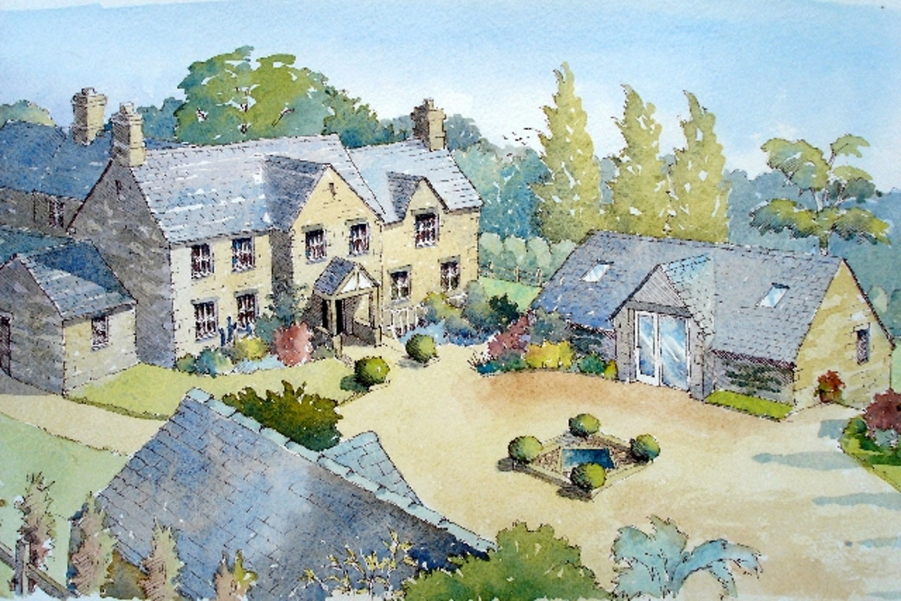 Artists Impression Adderbury