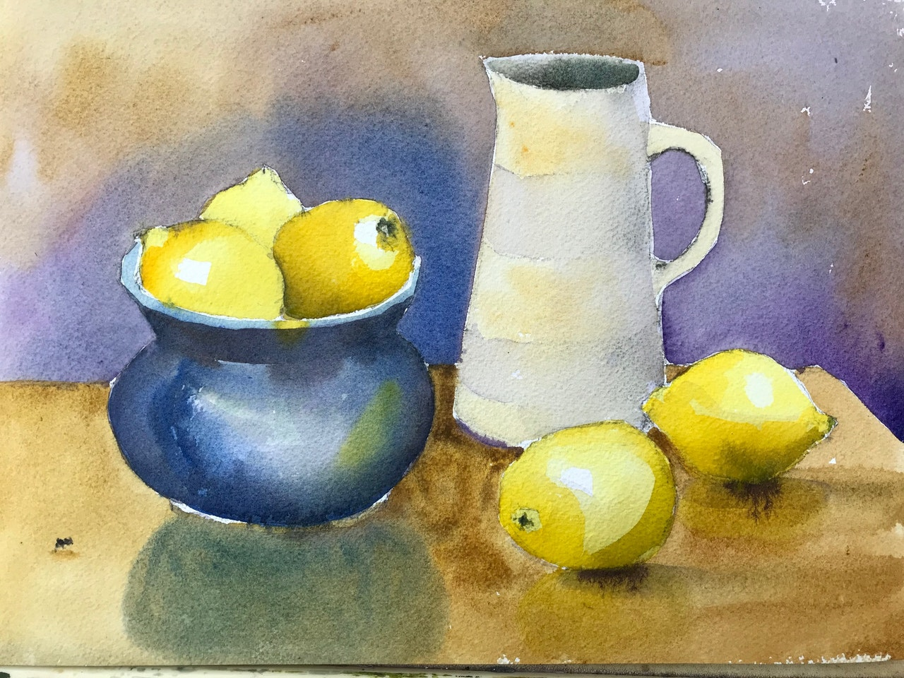 JJ2c Lemons, part way through