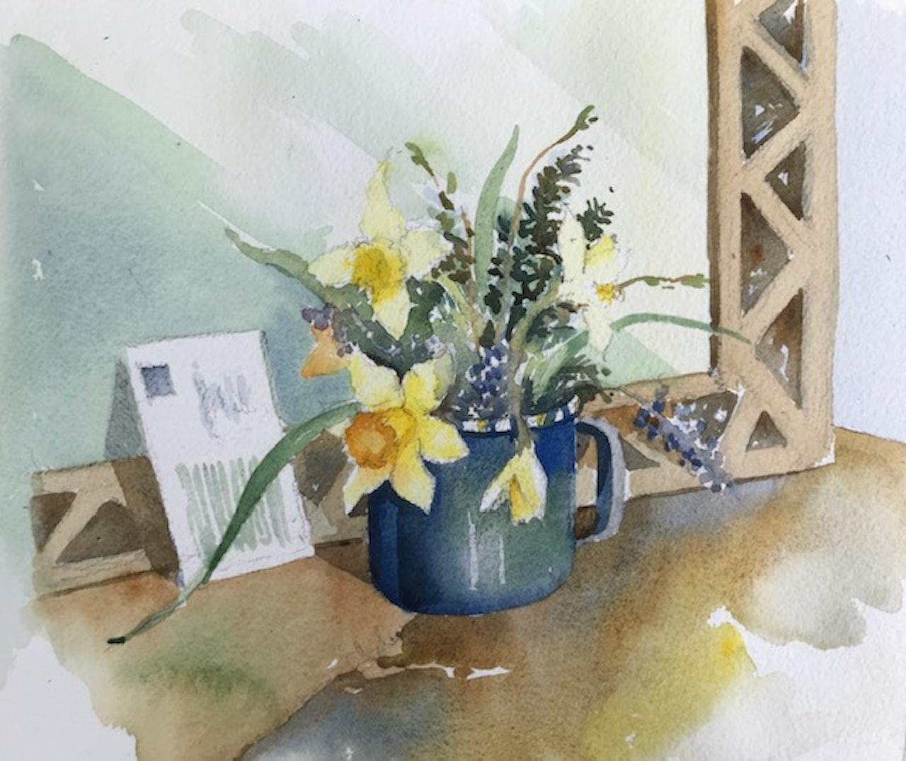25 Spring Postcard        £225