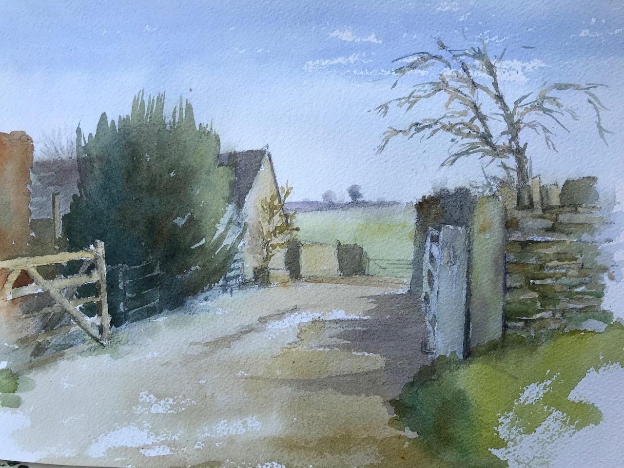 12 Chilson gateway     £225