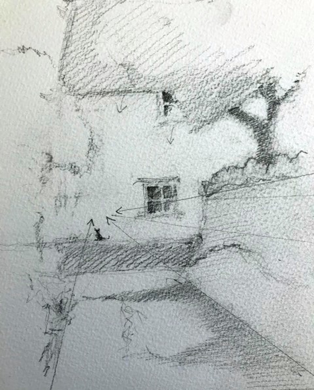 Lesson 5 Lane sketch