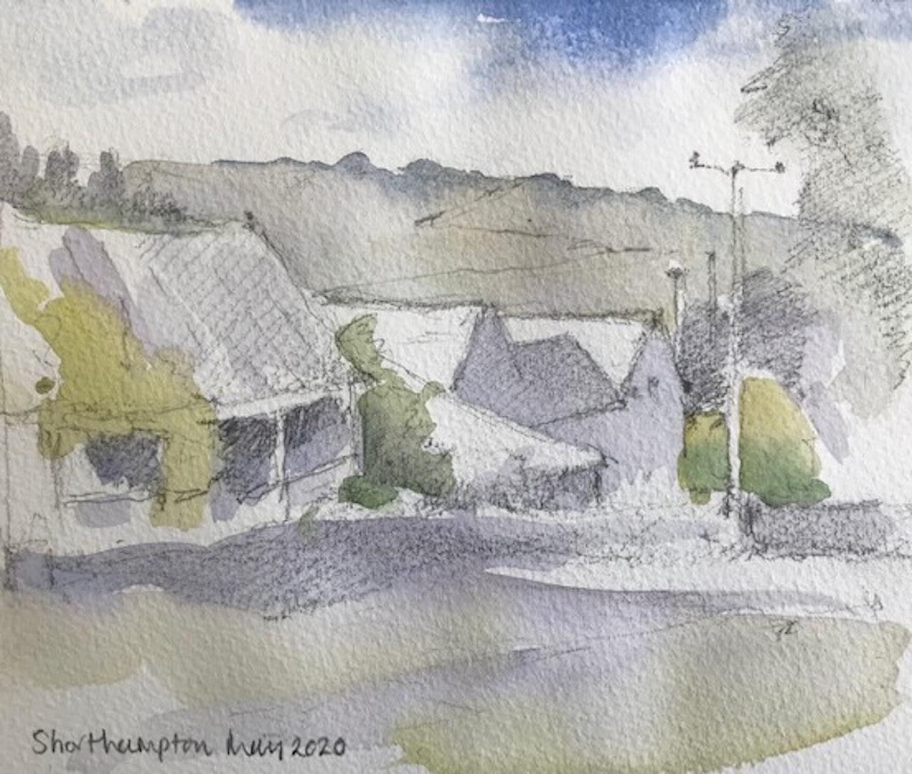 Lesson 3 Barns sketch