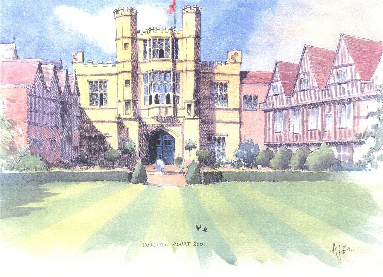 Coughton Court, private commission