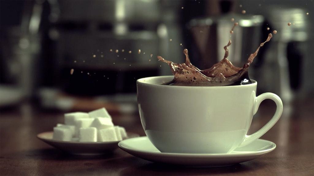 Art of Coffee - Miro Camera