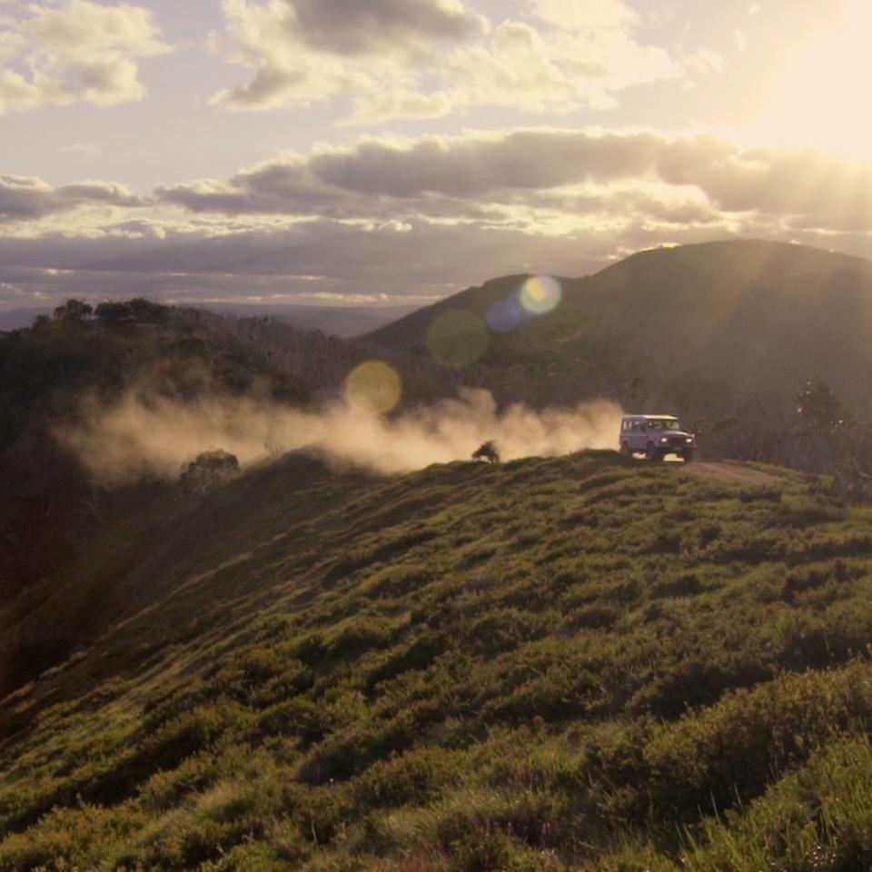 Matt Wilson Films - Land Rover Defender - Tribute