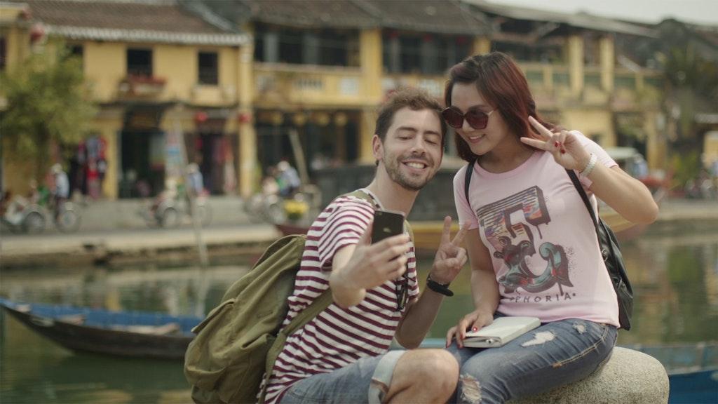 Wiko Smartphone - Selfie