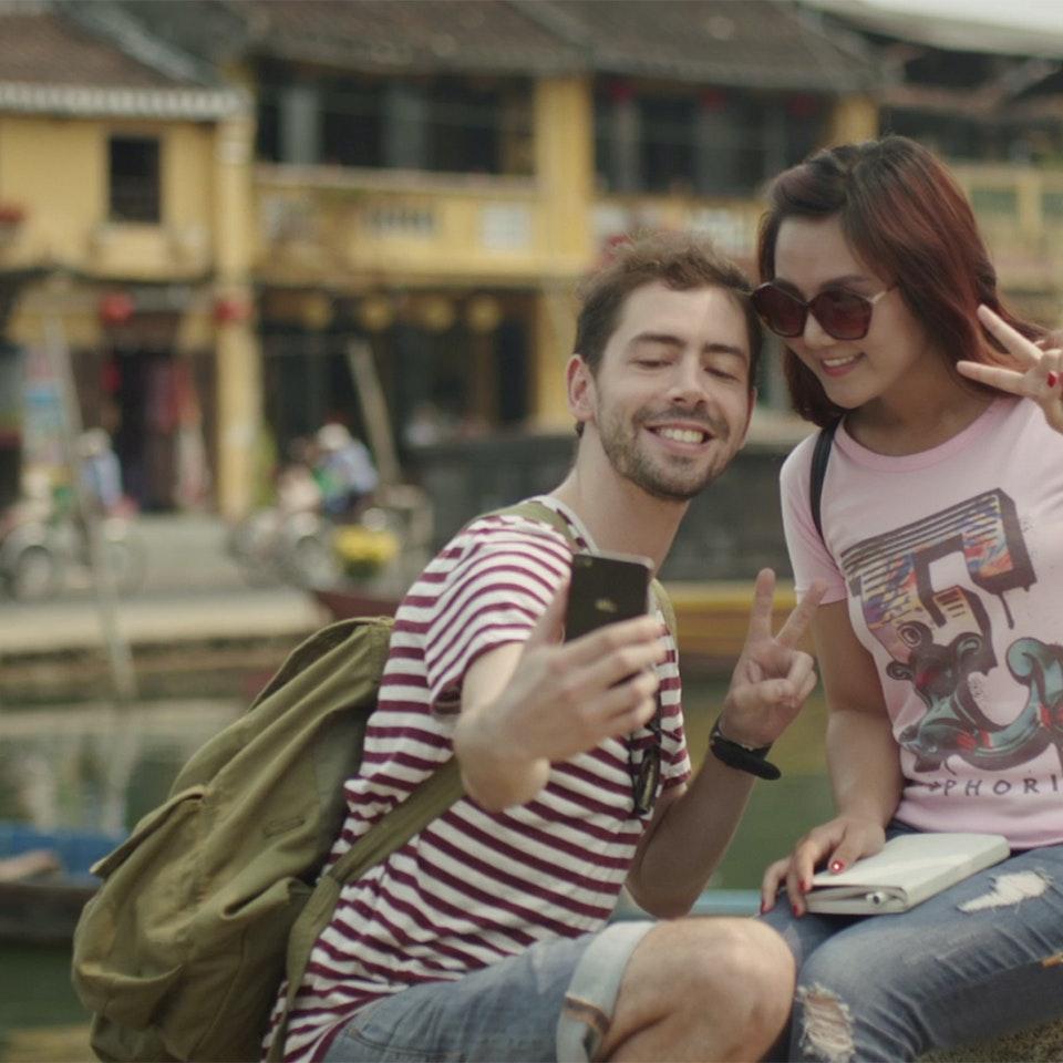 Matt Wilson Films - Wiko Smartphone - Selfie