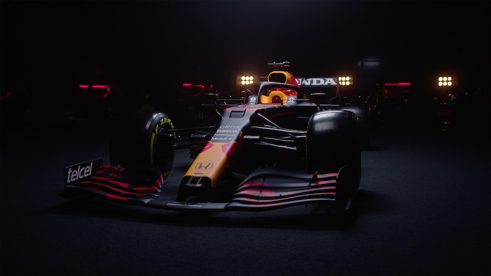 Red Bull Racing 2021 RB16B Launch