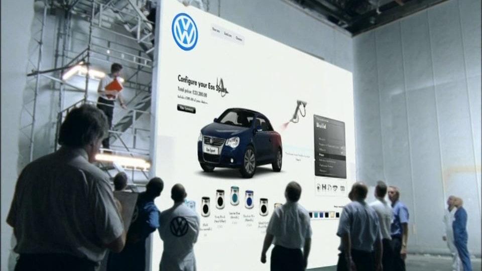 Volkswagen 'Test Lab'