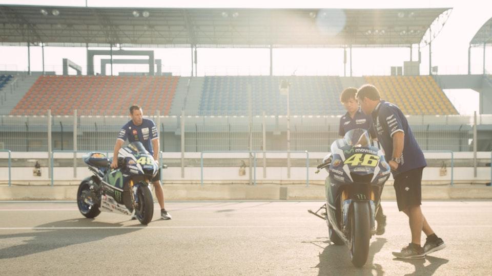 RM  ☯︎ - Yamaha Factory Racing  X TW Steel