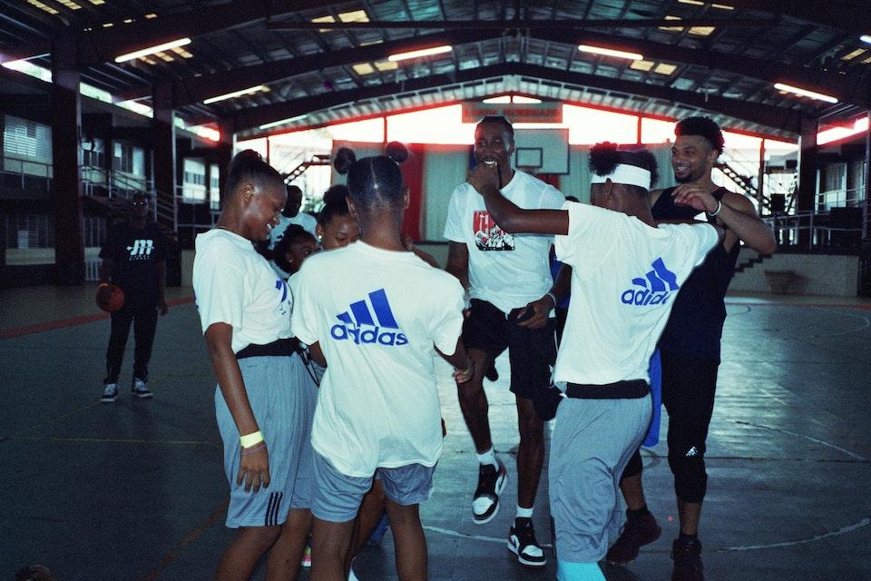 Jamal Murray X Adidas Basketball ---_00299