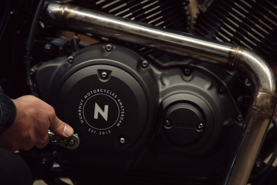 Son of Time X Numbnut Motorcycles b0190799cf32d708