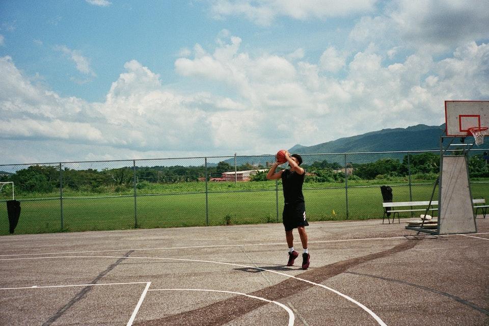 Jamal Murray X Adidas Basketball Bare Knuckle x Jamal_19