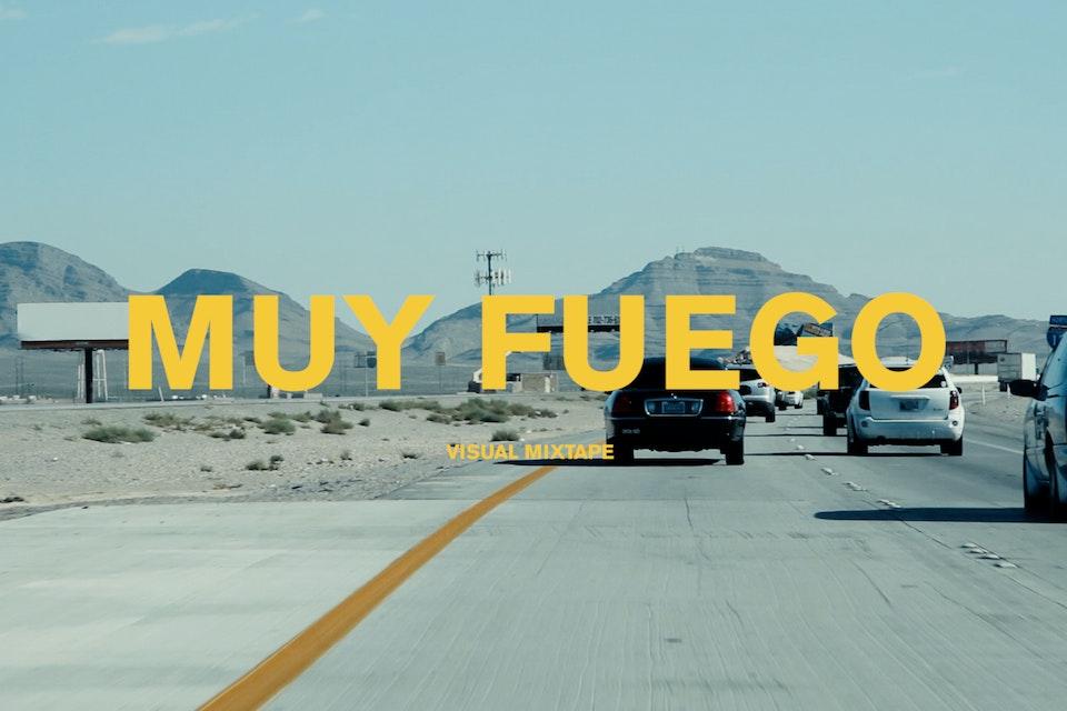 RM  ☯︎ - Muy Fuego — Visual Mixtape