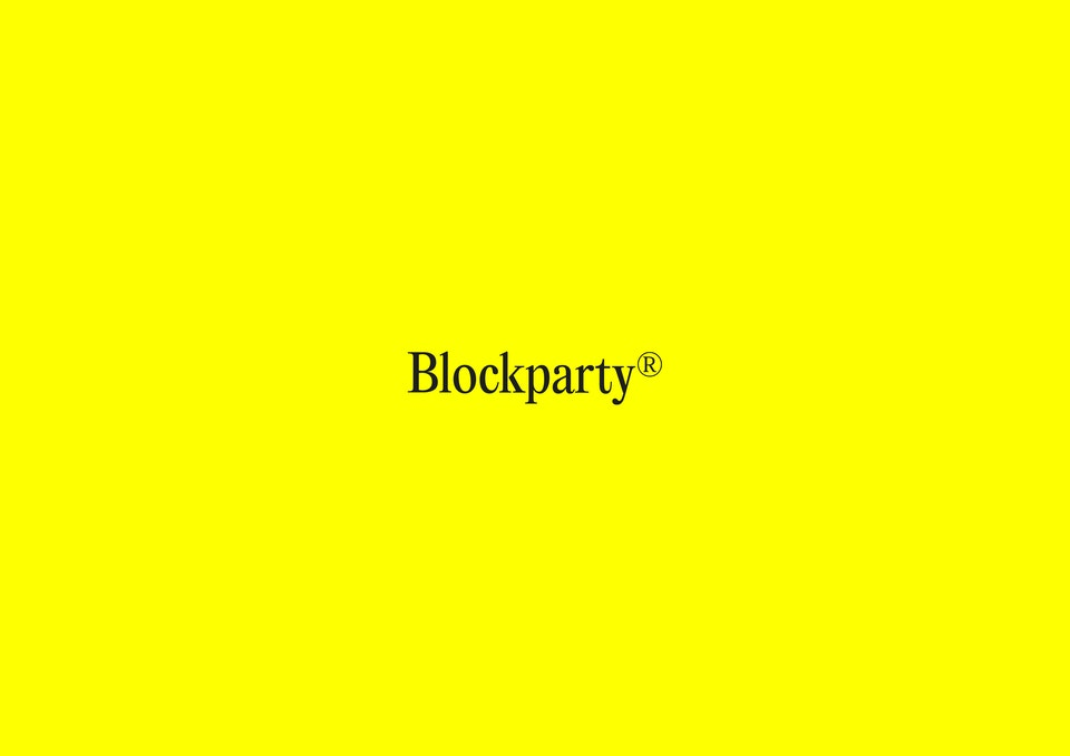 Blockparty 7