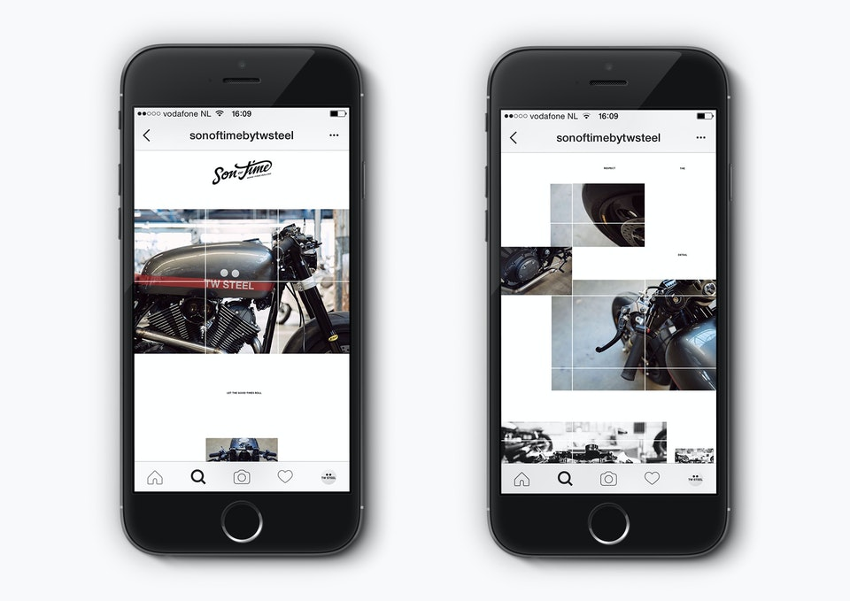 Son of Time X Numbnut Motorcycles iphone_22