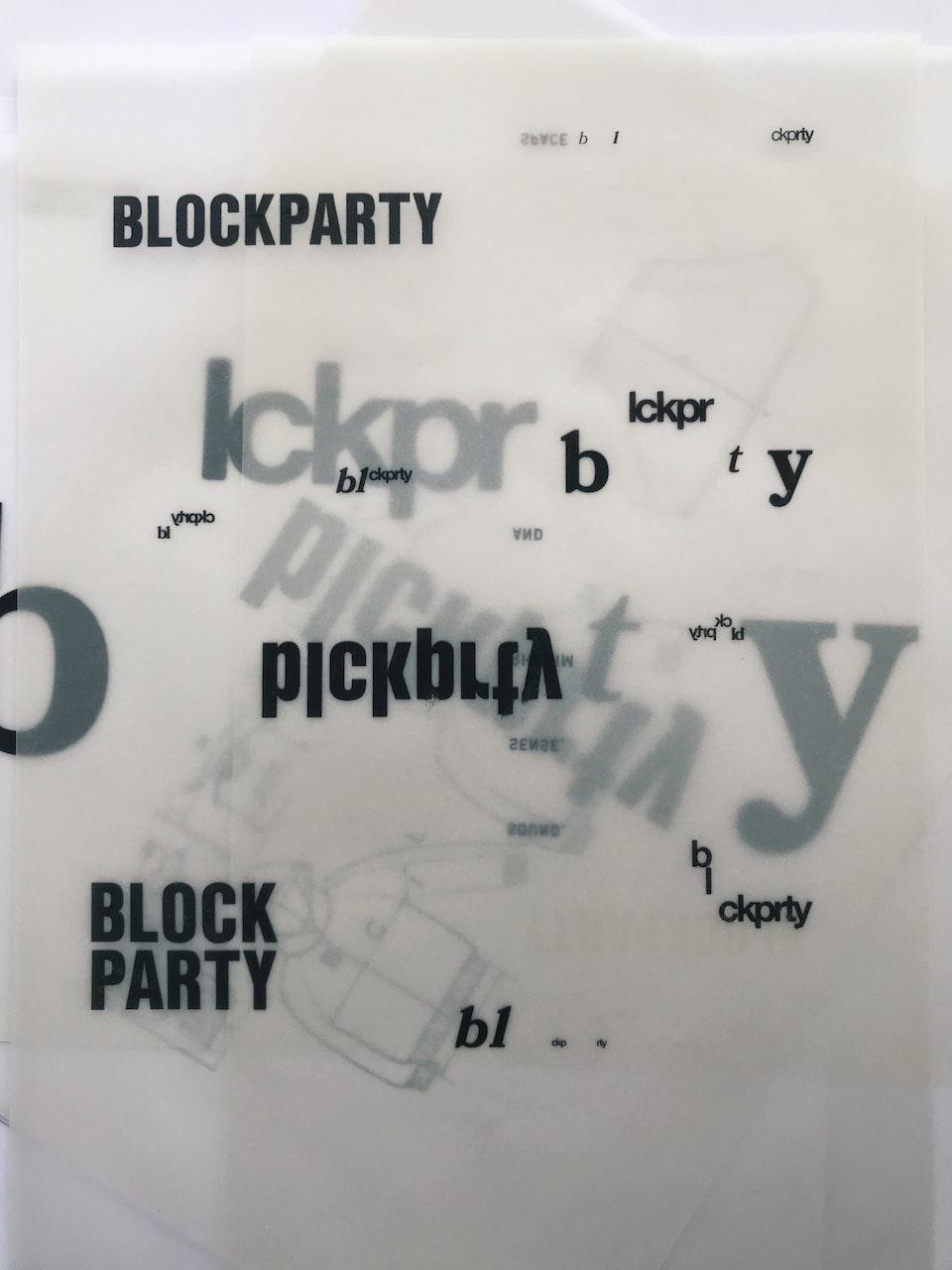 Blockparty photo 10