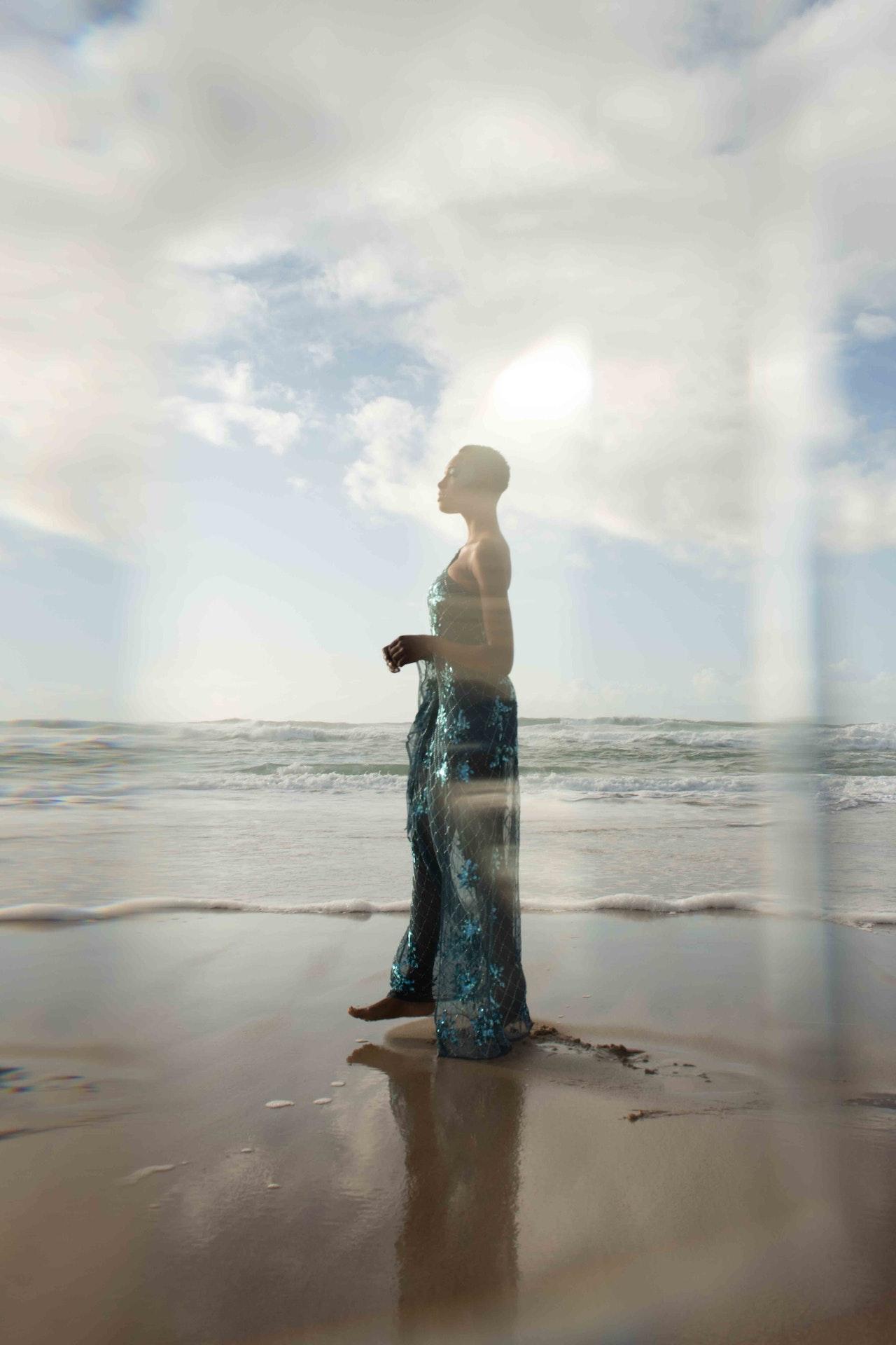 'NEAR THE OCEAN' - DRAFT MAG