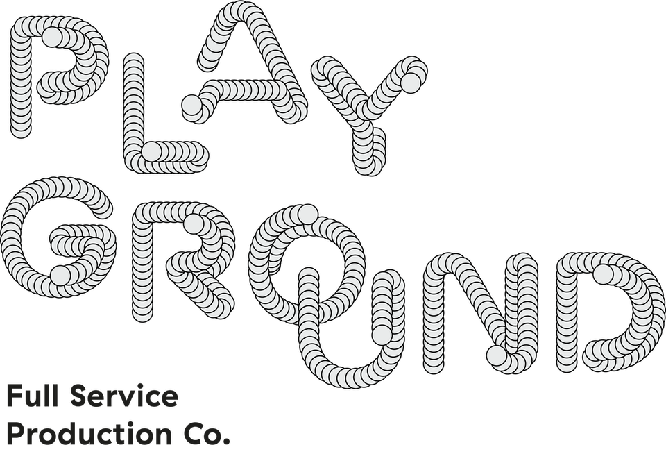 PLAYGROUND. Full Service Production Co. - new image