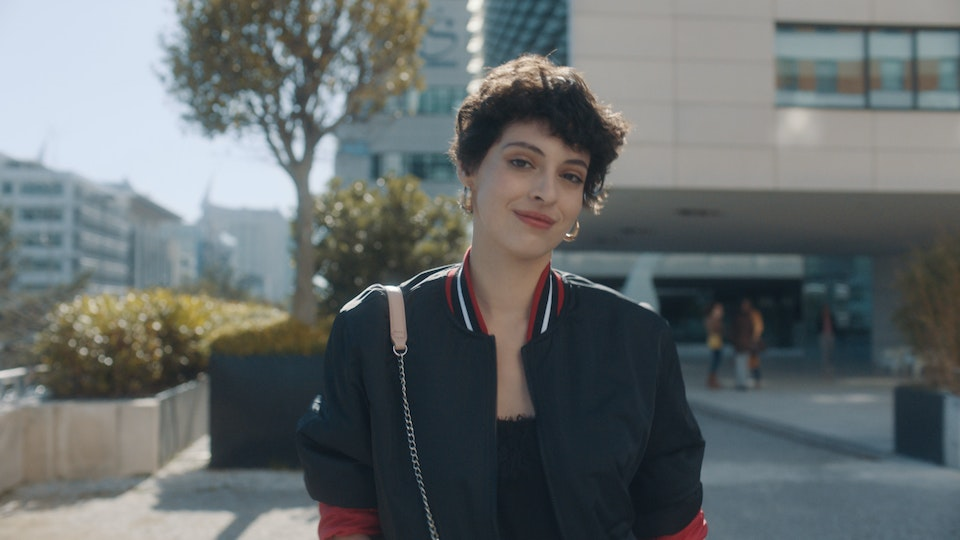 PLAYGROUND. Full Service Production Co. - 'You' - Vodafone / Director's Cut