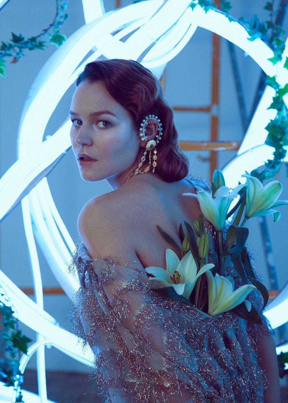 PLAYGROUND. Full Service Production Co. - 'Joana de Verona' - Parq Mag