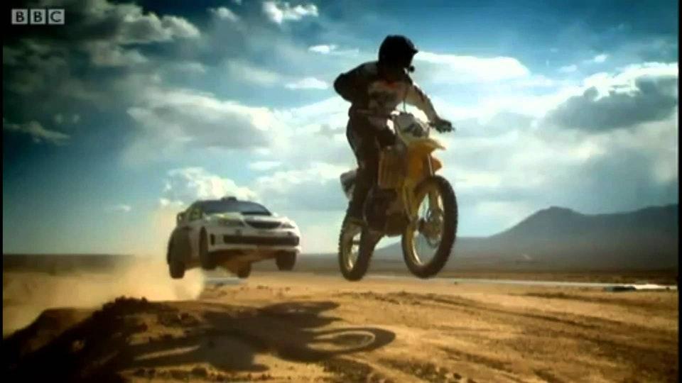 BEN JOINER DIRECTOR OF PHOTOGRAPHY - Top Gear - Ken Block
