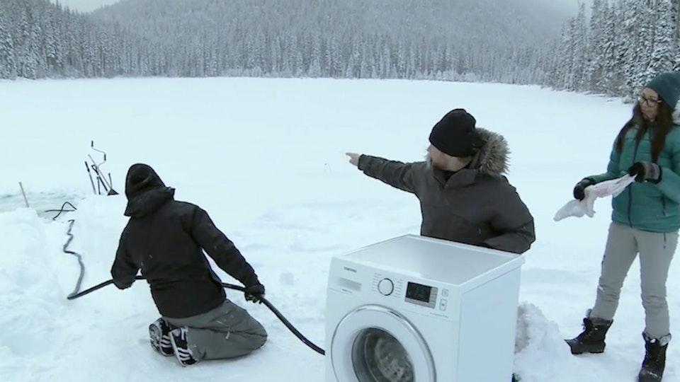 "BEN JOINER ASC - Samsung Ecobubble - ""Bear"""