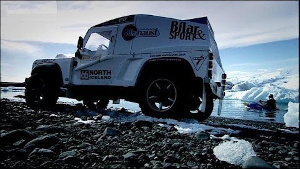 BEN JOINER ASC - Top Gear - Ice Lake Race
