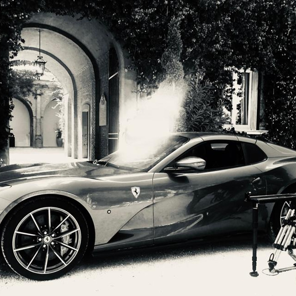 BEN JOINER DIRECTOR OF PHOTOGRAPHY - FERRARI 812GTS & F8 SPIDER