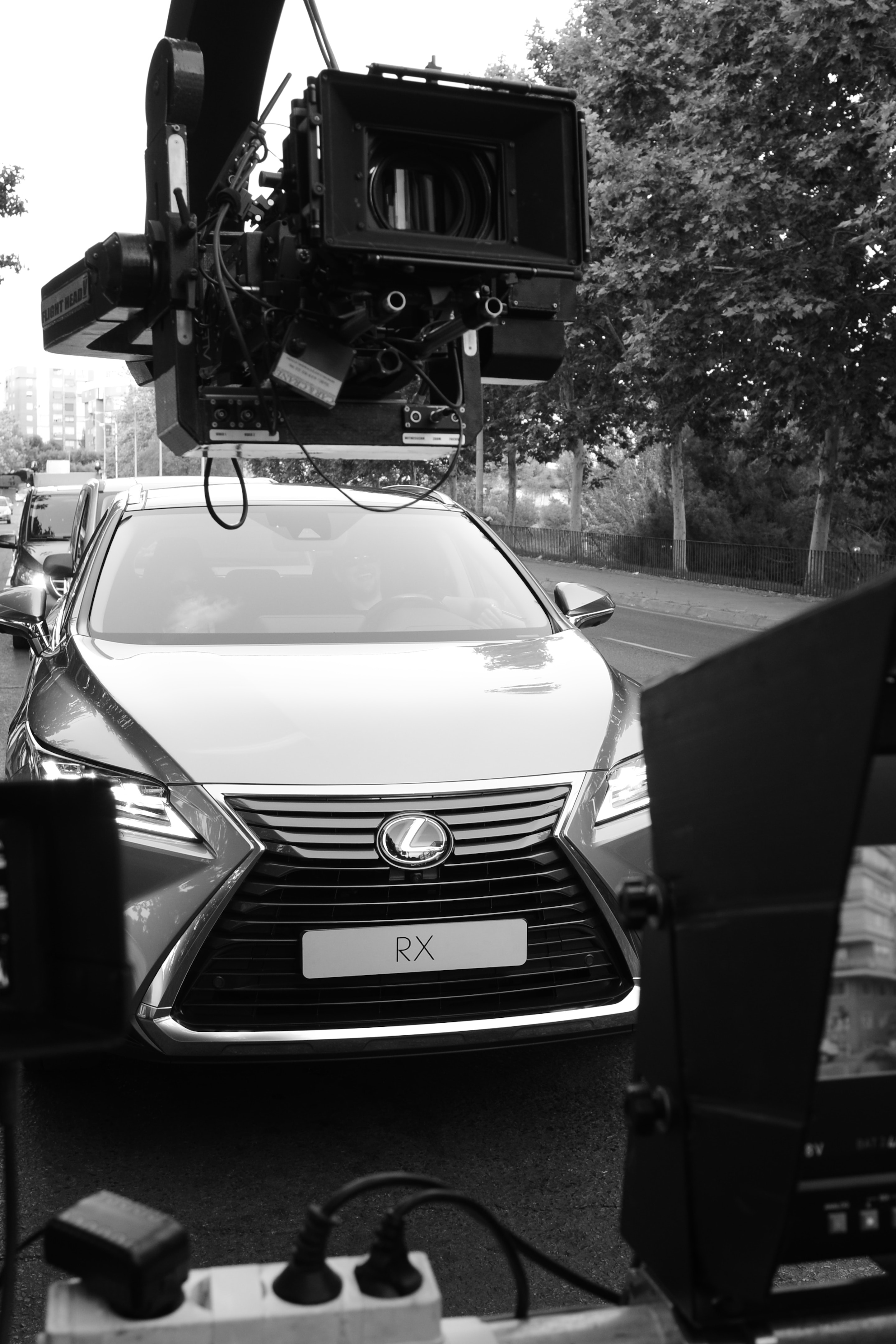 Lexus RX TVC for CHI/AHFC