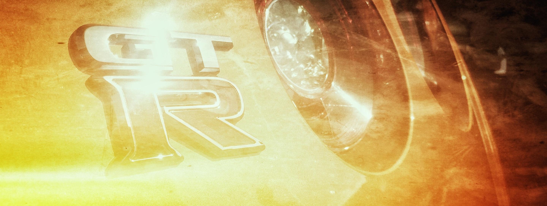 Nissan GTR in Iceland, Alexa XT and Vantage V series Anamorphics
