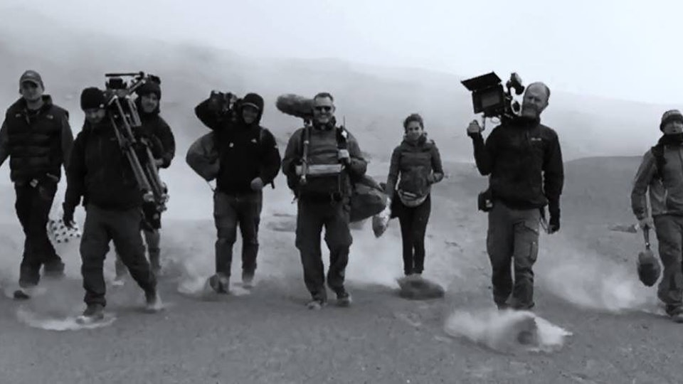 BEN JOINER DIRECTOR OF PHOTOGRAPHY - Grand Tour Season 3 Wrapped!