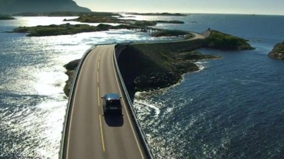 BEN JOINER DIRECTOR OF PHOTOGRAPHY - Range Rover Norway