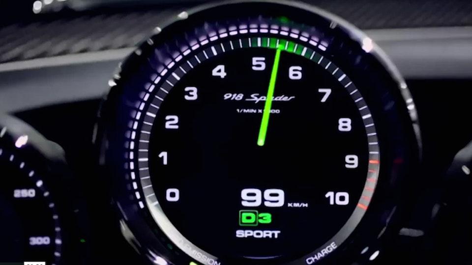 BEN JOINER ASC - Top Gear -Porsche 918