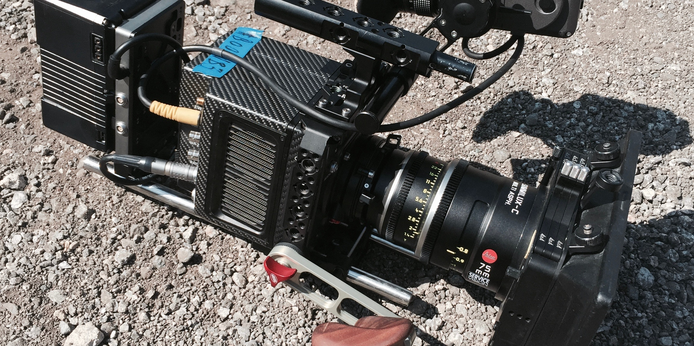 LEXUS IS 2017 On Leica Summilux-C
